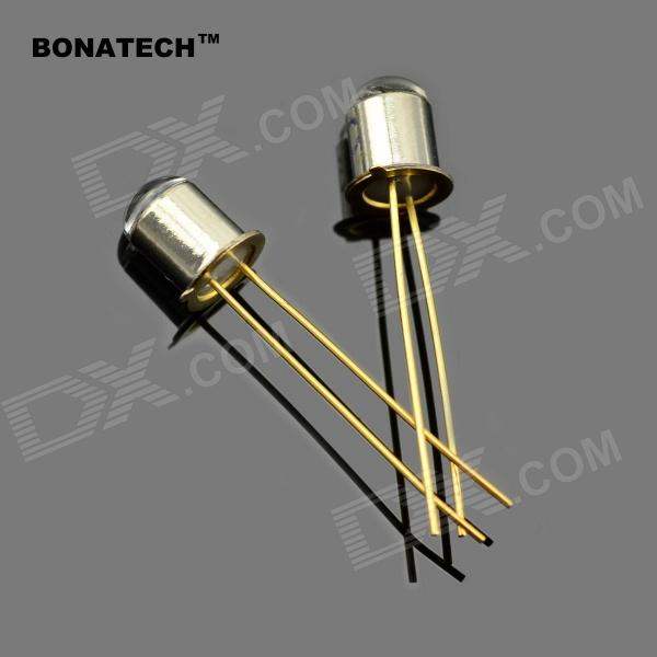 Фото BONATECH 03120269 Phototransistor - Silver + Golden (2 PCS) new and original zd 70n optex photoelectric switch photoelectric sensor npn output
