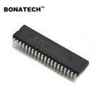 BONATECH 03120300 40pin Microcontroller Application IC for TV - Black