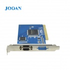 JOOAN JA-MV808A 8-CH D1 Mobile Phone Network Remote Surveillance Security Video Monitor DVR Card