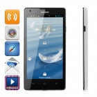 "HUAWEI Ascend G700 Android 4.2 Quad-core WCDMA Bar Phone w/ 5.0"" Screen, Wi-Fi and GPS - White"