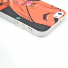 Sexy Girl Protective Plastic Hard Case Cover Shell Guard Protector for IPHONE 5 / 5S