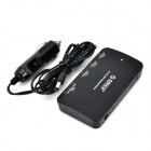 ORICO MPU-5US 5-Port USB 2.0 Car Cigarette Lighter Adapter w/ Indicator for IPHONE - Black (DC 12V)