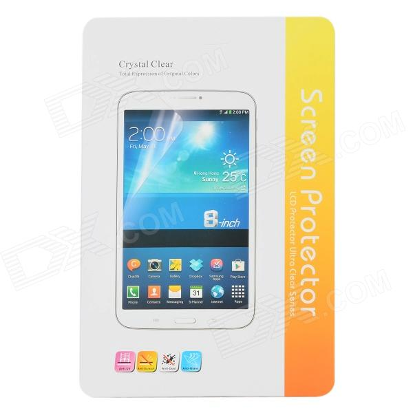 YI-YI Clear PET Screen Film Guard Protector for Samsung Galaxy Tab 4 8.0 T330 / T331 - Transparent