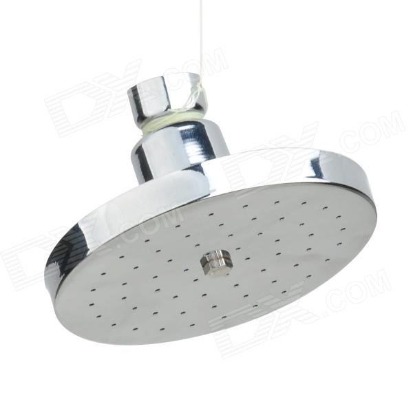 Y4X2 Stainless Steel Small Ceiling Rainfall Shower Head - Silver diy stainless steel motor universal coupling silver 4 x 4mm