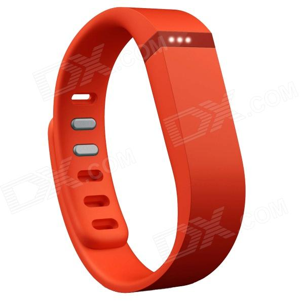 Fitbit Flex Wireless Wristband Track Activity / Sleep - Orange