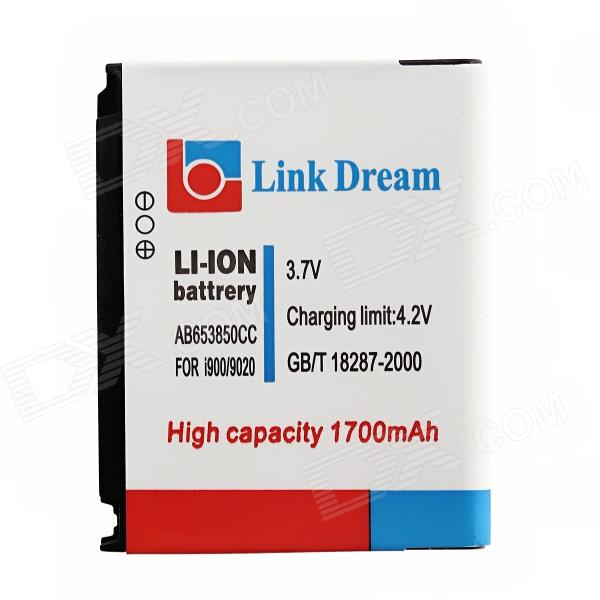 3.7V 1700mAh Li-ion Battery for Samsung Nexus S i9020 M900