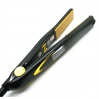 "LOOF Professional 0.7"" Screen Titanium Board Hair Straightener - Black (US Plugs)"