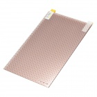 "DIY Universal Gold Diamond Effect Protective Film for 8.0"" Screen Tablet PC - (10 PCS)"