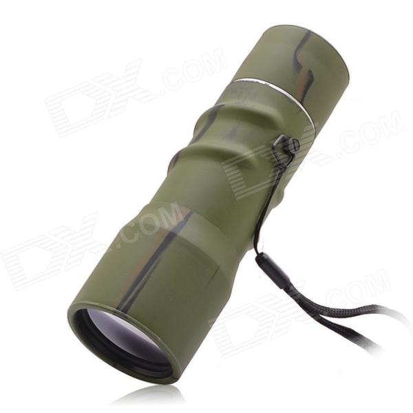 16X 40mm High Definition LLL Night Vision Monocular Telescope - Camouflage