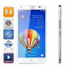 "HUAWEI Honor 3X Android 4.2 Octa-Core-Bar Telefon WCDMA w / 5,5 ""-Bildschirm und WLAN - White"
