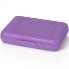 ORICO PHX-35 3.5 '' HDD Protection Box Hard Disk Drive Protecter Case - Purpled