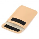 D5303 Protective PU Leather Shielding Case for Samsung / IPHONE 5S + More - Khaki
