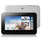 "Ampe A76II 7"" Android 4.2 Dual Core Tablet PC w/ 512MB RAM, 8GB ROM, TF, Dual Camera - Black + White"