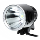 Е-SmartLED293.9lm3-ModeWhiteLightBicycleHeadlamp-черный(4x18650)