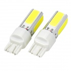 Marsing C-03 T20 20W 1500lm 4-COB LED White Light Car Reverse Foglight - (12V / 2 PCS)