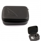 PANNOVO Waterproof PU Extra Thick Anti-Shock Case for GoPro - Black