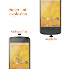 Angibabe Ultimate Shock Absorption Screen Protector Guard Film for Google Nexus 4 LG E960