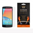 Angibabe Shock Buff Screen Protector Explosion-Proof Guard for LG Google Nexus 5
