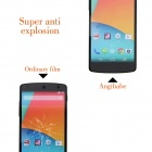 Angibabe Explosion-Proof Screen Film for LG Google Nexus5 -Transparent