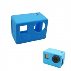 BZ BZ131 Protective Silicone Case for GoPro Hero 3+ / 3 - Blue