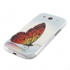 Kinston Gorgeous Butterfly Pattern Plastic Protective Hard Back Case for Samsung Galaxy S3 i9300