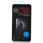 JUSTONE Explosion-proof Tempered Glass Screen Protector Guard Film for IPHONE 4 / 4S - Transparent