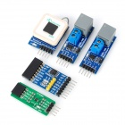 Waveshare OV7670 USB Camera + DVK570 Dual Core Peripheral Expansion Board + 5 Board Modules