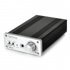 TOPPING TP31 Aluminum Alloy Digital Amplifier / Coaxial DAC - Black + Silver
