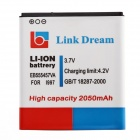3.7V 2050mAh Li-ion Battery for Samsung i997 Infuse 4G