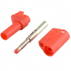 HF-Loudspeaker Cable Banana Plugs Connectors - Red(2 PCS)