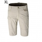 Consul IX7 ESDY-811 Men's Outdoor Leisure Cotton Cycling Shorts - Khaki (Size XL)