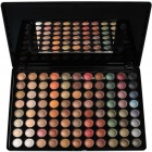 Pro 88-Color Eye Shadow Palette Cosmetic Makeup Kit (Ultra Shimmer)