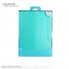 USAMS PU + PC Leather Case w/ Auto Sleep for Samsung Galaxy Note Pro12.2 P900 - Green