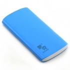 Buccker T10 ''6600mAh'' Li-polymer Battery Power Bank for Cellphone / IPAD / PSP / MP3 + More - Blue