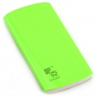 Buccker T10 ''6600mAh'' Li-polymer Battery Power Bank for Cellphone / IPAD / PSP + More - Green