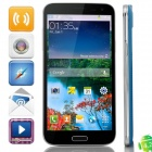 "G9000 Octa-Core Android 4.2.2 WCDMA Bar Phone w/ 5.3"" IPS FHD, 16GB ROM, OTG, GPS - Blue + Black"