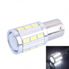 1156 4W 220LM 6000K 21-5730 SMD White LED Steering / Backup / Brake Light for Car (DC12~24V)