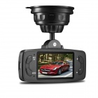 "BLACKVIEW BL500 2,7"" TFT Full HD 1080P 5.0MP CMOS bil DVR med GPS / IR / 178' vinkel linse / G-sensor"