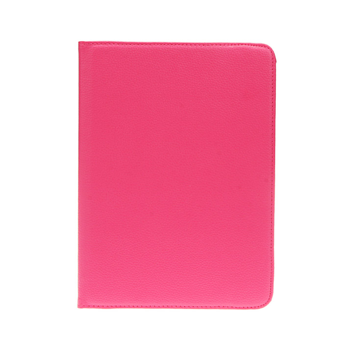 EPGATE-360 Degree Rotation Protective Case Cover Stand for Samsung Galaxy Tab4 T530 - Deep Pink epgate 360 degree rotation protective case cover stand for samsung galaxy tab4 t530 purple