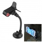 360 Degree Rotational Car Suction Cup Stand Holder Mount Bracket for GPS / Cell Phone - Black