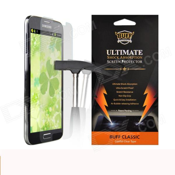 Anti-Shock Ultimate Shock Absorption Screen Protector Guard Film for Samsung Galaxy Tab 3 10.1 P5200 protective matte frosted screen protector film guard for nokia lumia 900 transparent
