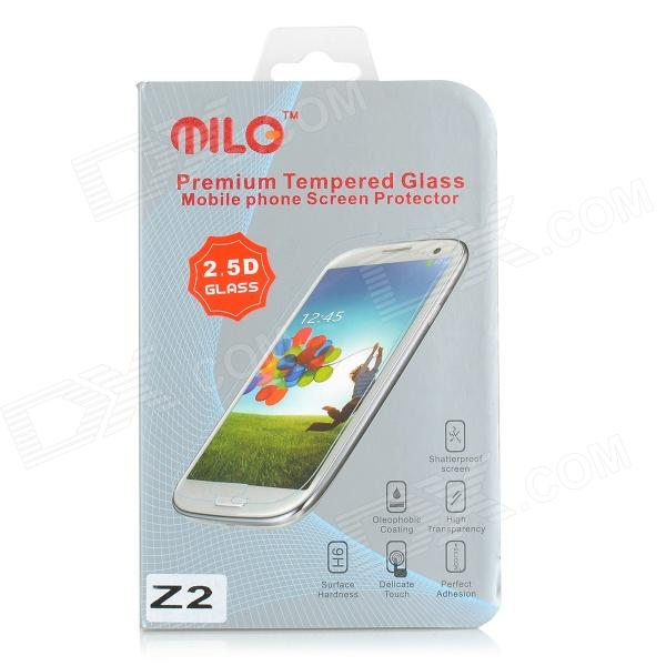 MILO 0.3MM Clear AGC Tempered Glass Screen Protector Guard Film for Sony Xperia Z2