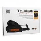 Professional TYT TH-9800 29/50/144/430MHz Quad Band Automotive Radio Station