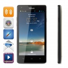 "HUAWEI Ascend G700 Android 4.2 WCDMA Quad-core Bar Phone w/ 5.0"" Screen, Wi-Fi and ROM 8GB - Black"