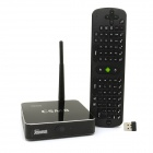 Jesurun CS-M8 Quad-Core Android 4.4.2 Google TV Player w / 2 Go de RAM, 16 Go ROM, XBMC + RC11 Air Mouse