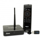 Jesurun CS-M8 4K Quad-Core Android 4.4.2 Google TV Player w/ 2GB RAM, 16GB ROM, XBMC + F10 Air Mouse