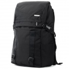 "KINGSONS KS3071W Universal Nylon Backpack for 15.6"" Laptop - Black"