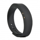 Cyband IP67 Bluetooth V4.0 Smart Watch Wristband Bracelet w/ Sports / Sleep Tracking - Black