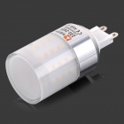 Lexing Dimmable G9 4.5W 280LM 3500K 50-3014 SMD LED Warm White Light Corn Lamp (AC 220-240V)