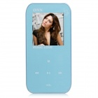 "ONN Q2 Ultra-Slim 1.5"" TFT Screen Sporting MP4 Player w/ FM / USB 2.0 / 3.5mm - Blue (8GB)"